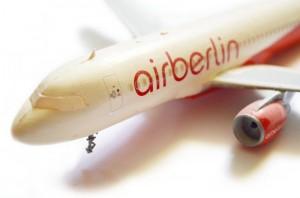 Air Berlin, A380 Flugzeugmodell