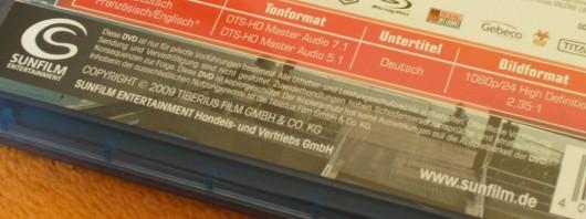 Blu-Ray-DVD