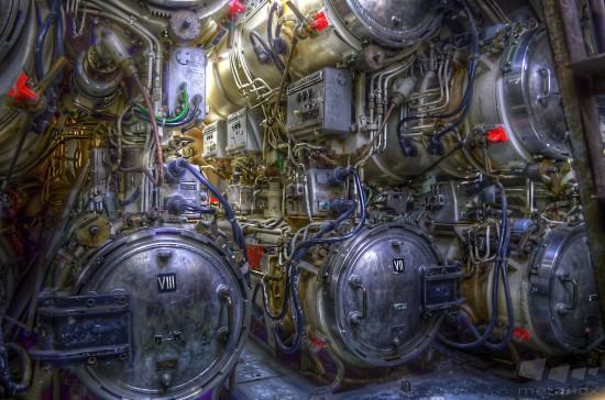 U-Boot, Torpedorohre