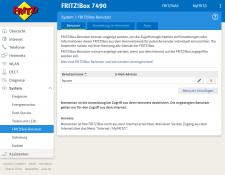 Fritz!Box-Benutzer