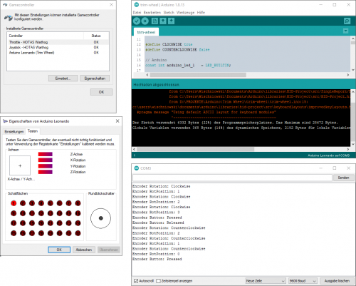 Arduino IDE, Debuggen