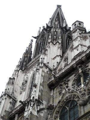 Petersdom in Regensburg