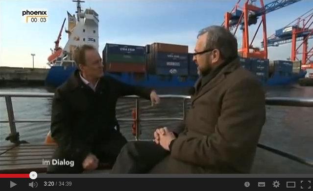 Das Ende des Wirtschaftswachstumszwangs? Michael Krons im Dialog mit Reinhard Loske