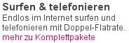 Werbung: Endlos im Internet Surfen